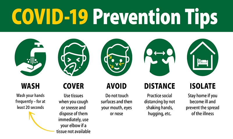 Get Best COVID 19 Prevention Tips With Healthify Pedia